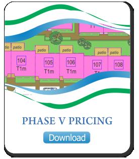 Phase V Pricing